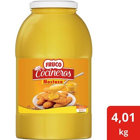 Fruco® para Cocineros Mostaza Galón -