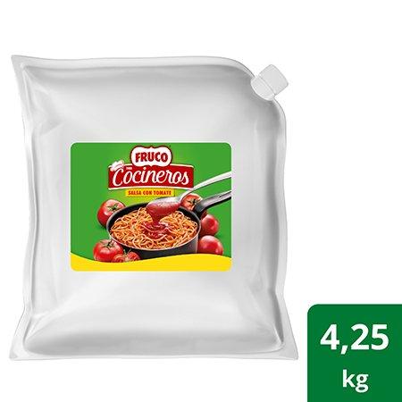 Fruco® para Cocineros Salsa con Tomate Bolsa
