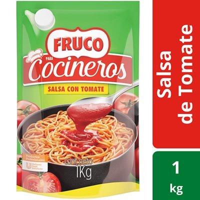 Fruco® para Cocineros Salsa con Tomate Doy Pack