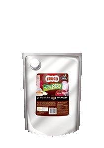 Fruco® Salsa BBQ Para Restaurantes Doy Pack