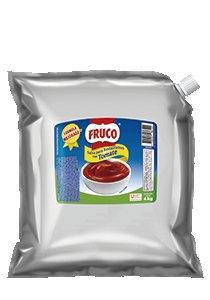 Fruco® Salsa de Tomate Para Restaurantes Bolsa -