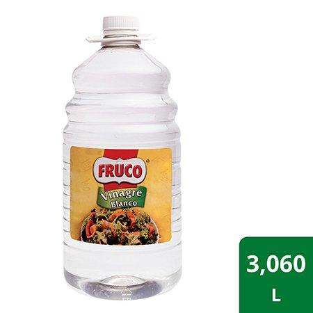 Fruco® Vinagre Blanco Galón -