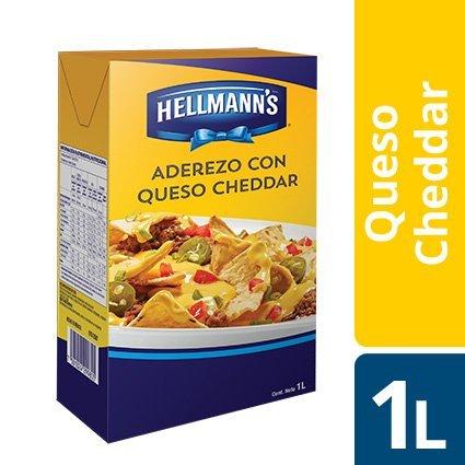 Hellmann's® Queso Cheddar