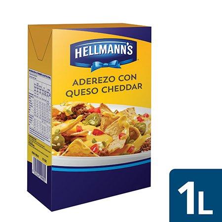 Hellmann's® Queso Cheddar -