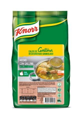 Knorr® Caldo de Gallina 800 g -