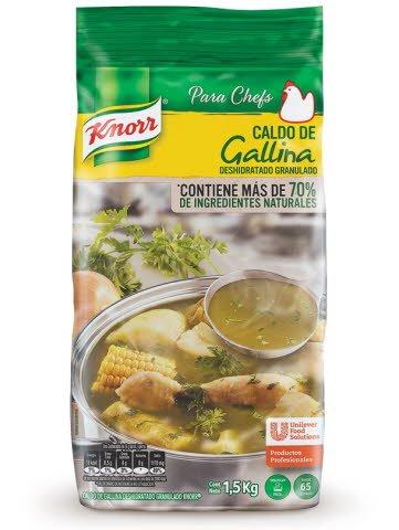 Knorr® Caldo de Gallina Granulado