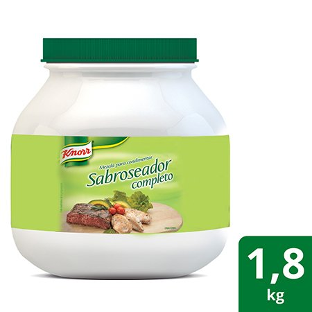 Knorr® Sabroseador Completo