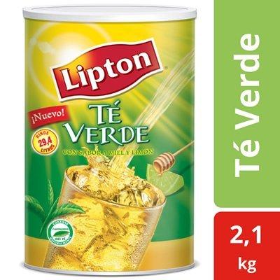 Lipton® Té verde Miel y Limón