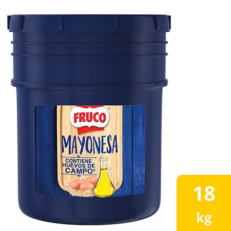 Fruco® Mayonesa Cuñete