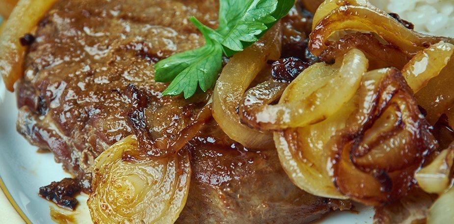 Carne en bisteck