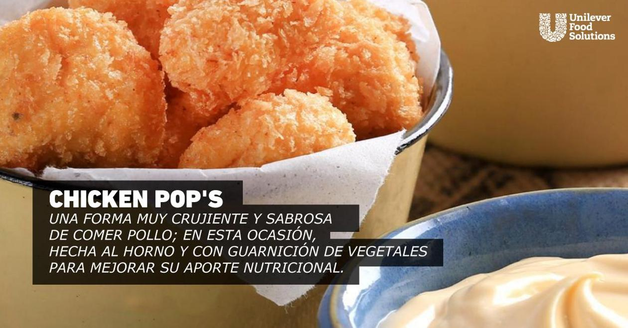Chicken Pop's