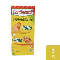 Continental® Sabrosador con Sabor a Carne 4 X 3 kg