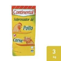 Continental® Sabrosador con Sabor a Pollo 6X3kg