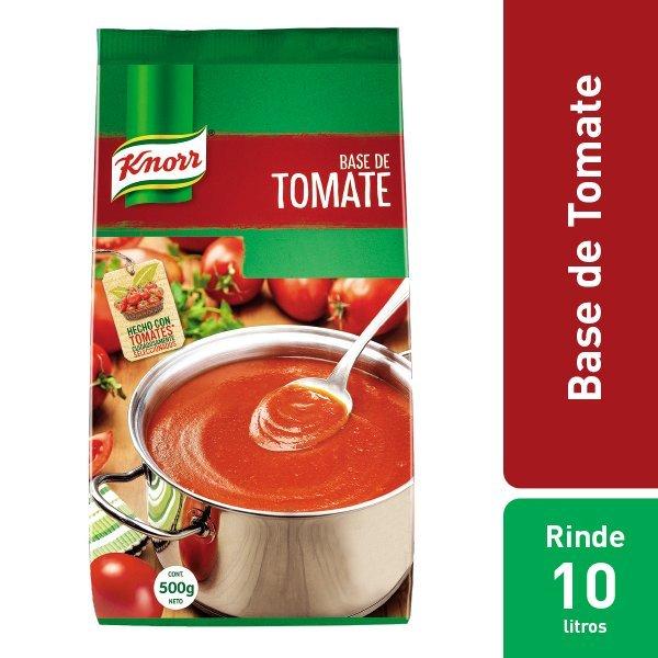 Base de Tomate Knorr 500g