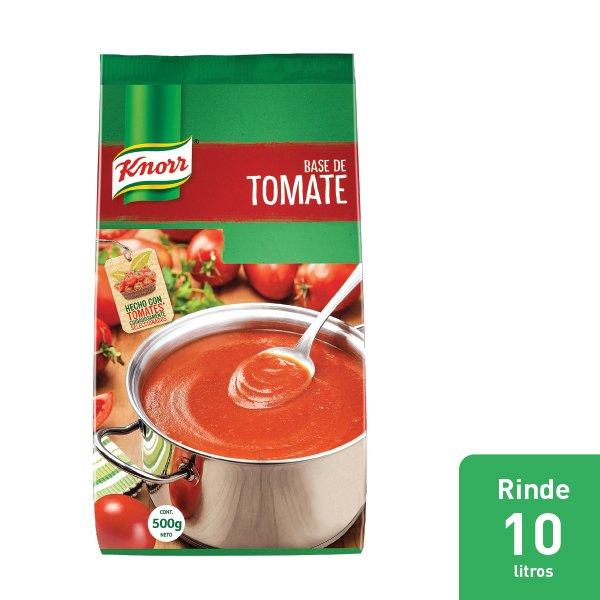 Base de Tomate Knorr 500g -