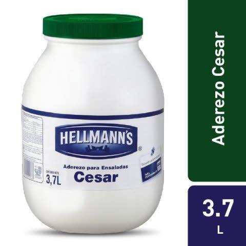 Hellmann's® Aderezo César.