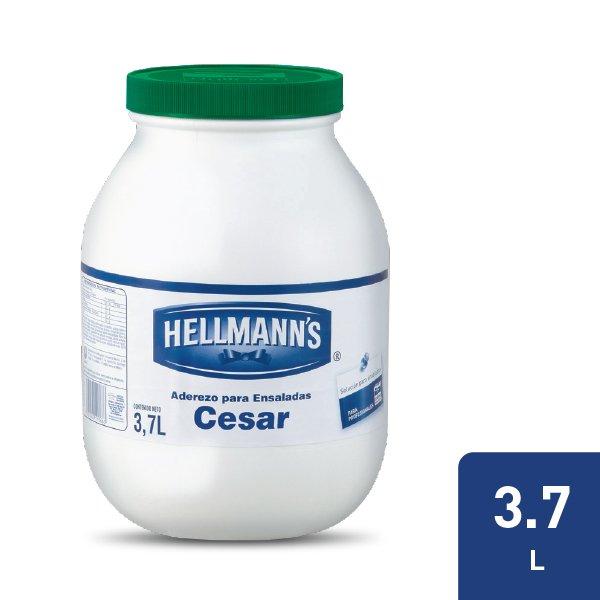 Hellmann's® Aderezo César. -