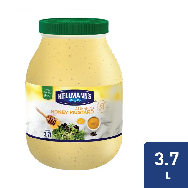 Hellmann's® Aderezo Honey Mustard -