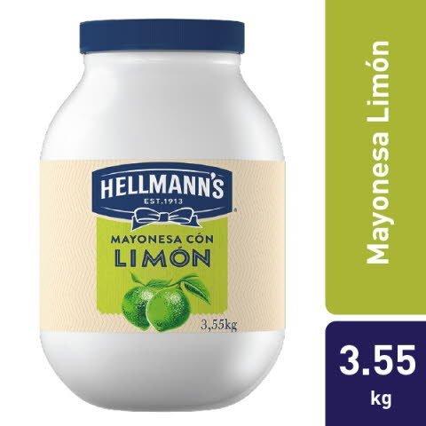 Hellmann's® Mayonesa Limón