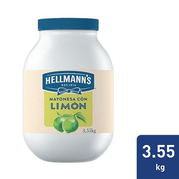 Hellmann's® Mayonesa Limón -
