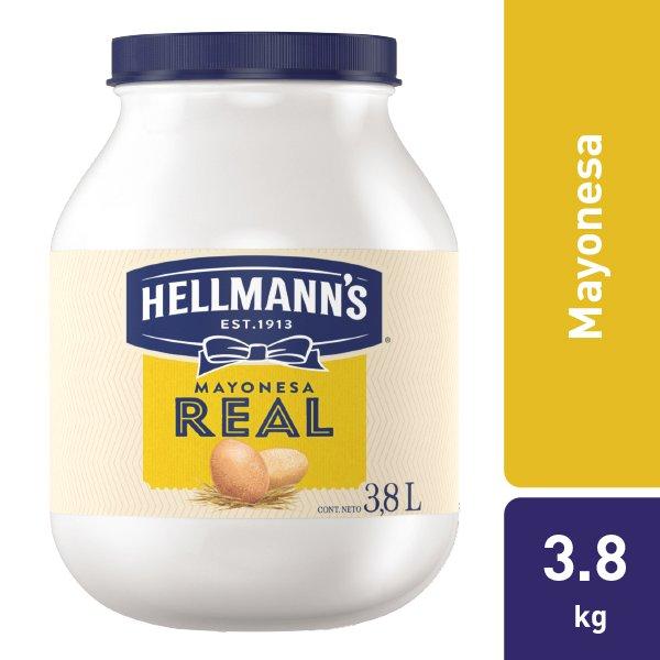 Hellmann´s® Mayonesa Real -