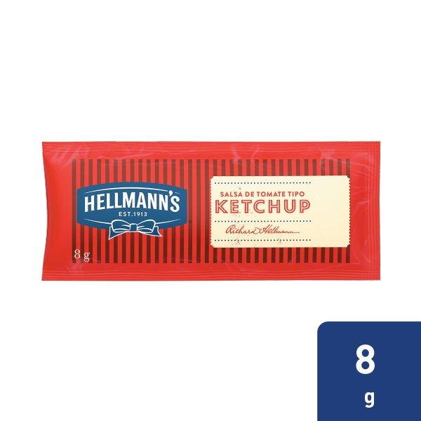 Hellmann´s® Salsa de Tomate tipo Ketchup PPK -