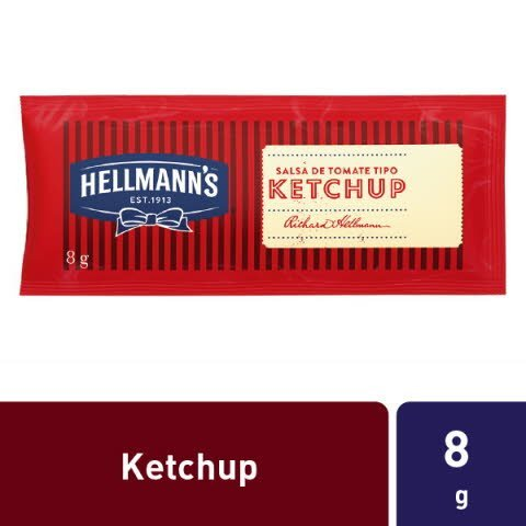 Hellmann´s® Salsa de Tomate tipo Ketchup PPK