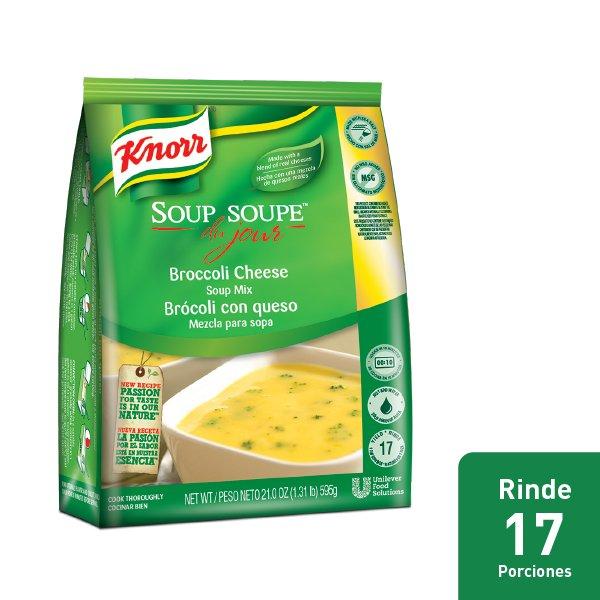 Knorr® Brocoli y Queso - Mezcla para sopa -
