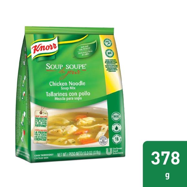 Knorr®Tallarines con Pollo- Mezcla para Sopa -