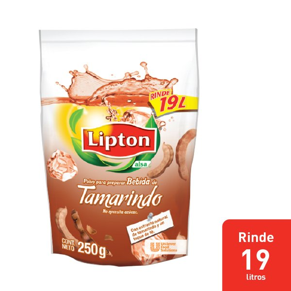 LIPTON® POLVO PARA PREPARAR BEBIDA DE TAMARINDO -