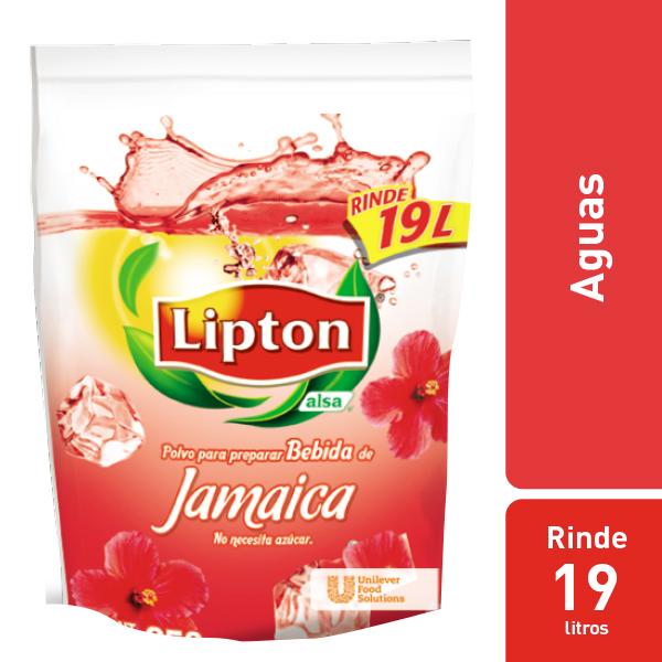LIPTON® POLVO PARA PREPARAR BEBIDA DE JAMAICA