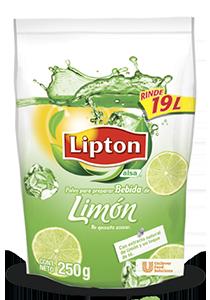 LIPTON® POLVO PARA PREPARAR BEBIDA DE LIMON
