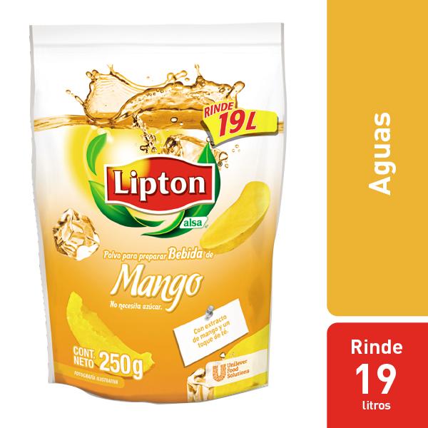 LIPTON® POLVO PARA PREPARAR BEBIDA DE MANGO