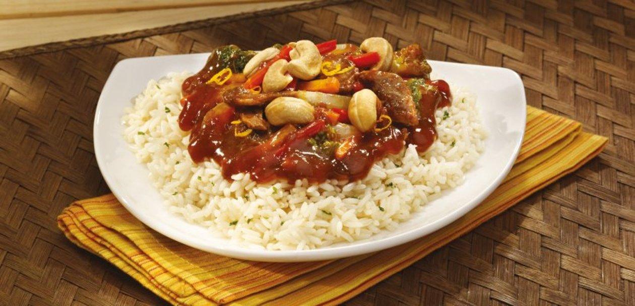 Carne Mechada con Lizano ®