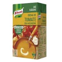 Crema de Tomate con Mascarpone Knorr 1L