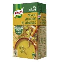 Crema Selección de Verduras Knorr 1L
