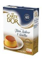 Flan de vainilla deshidratado Carte d'or 60 raciones