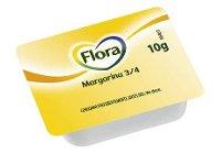 Flora Margarina para untar monoporción 10g