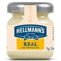 Hellmann's Mini tarro cristal Mayonesa