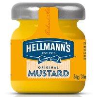 Hellmann's Mini tarro de cristal Mostaza