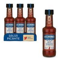Hellmann's Salsa Picante Pack 3 x 95ml