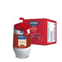 Ketchup Hellmann's Dispensador 2,5KG Sin Gluten