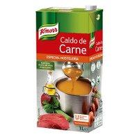 Knorr Caldo de Carne líquido Brik 1L