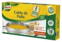 Knorr Caldo de Pollo Pastilla 213g