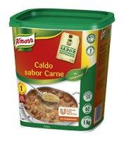 Knorr Caldo Sabor Carne deshidratado bote 1kg