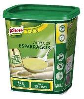 Knorr Crema de Espárragos deshidratada bote 750g