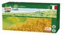 Knorr Fusilli Pasta Seca Caja 3 Kg