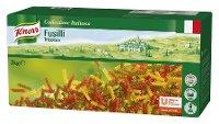 Knorr Fusilli Tricolor Pasta Seca Caja 3 Kg