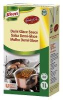 Knorr Garde D'Or Salsa Demiglace líquida lista para usar brik 1L