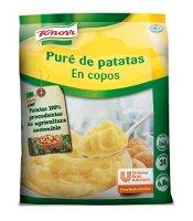 Knorr Puré de patatas copos bolsa 850g